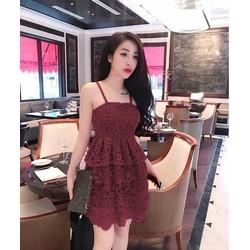 Đầm ren nữ giá rẻ