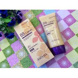 Kem Nền Chống Nắng Aspasia 4U Special BB Solution Cream Spf50 Pa+++