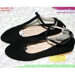 Giảm giá giày sandal nữ quai hậu sành điệu