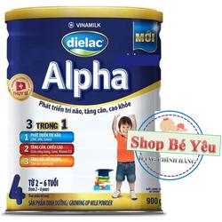 Sữa Dielac Step 4 900g - dành cho trẻ từ 2-6 Tuổi