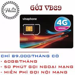 Sim Vinaphone tặng 60GB 1 tháng Nghe gọi miễn phí