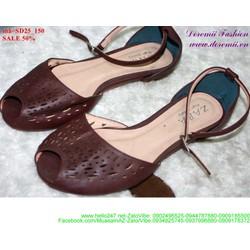 Giảm giá  giày sandal nữ đơn giản sành điệu