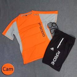 Set bộ đồ tập gym nam cực chất PS120