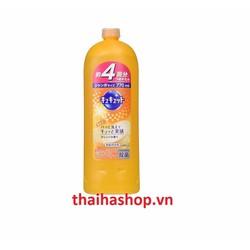 Nước Rửa Chén Siêu sạch và an toàn KAO của Nhât Bản