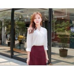 Sơ mi nữ công sở Hàn Quốc