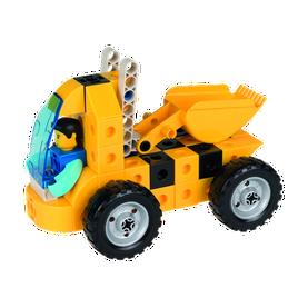 Đồ chơi xếp hình - Bé tập làm xây dựng - HEAVY VEHICLES【Gigo Toys】 5