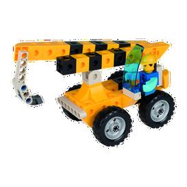 Đồ chơi xếp hình - Bé tập làm xây dựng - HEAVY VEHICLES【Gigo Toys】 11