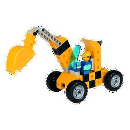 Đồ chơi xếp hình - Bé tập làm xây dựng - HEAVY VEHICLES【Gigo Toys】 15