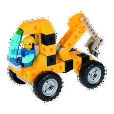 Đồ chơi xếp hình - Bé tập làm xây dựng - HEAVY VEHICLES【Gigo Toys】 17