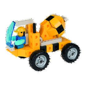 Đồ chơi xếp hình - Bé tập làm xây dựng - HEAVY VEHICLES【Gigo Toys】 9