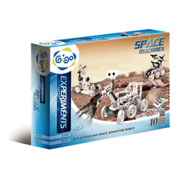 Hộp Gigo toys Khám phá vũ trụ điều khiển từ xa 10 chủ đề 7337