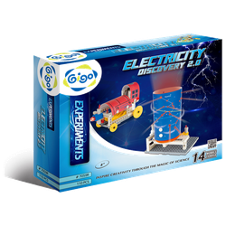 Hộp Gigo toys Khám phá điện năng 14 chủ đề 110 chi tiết 7059R
