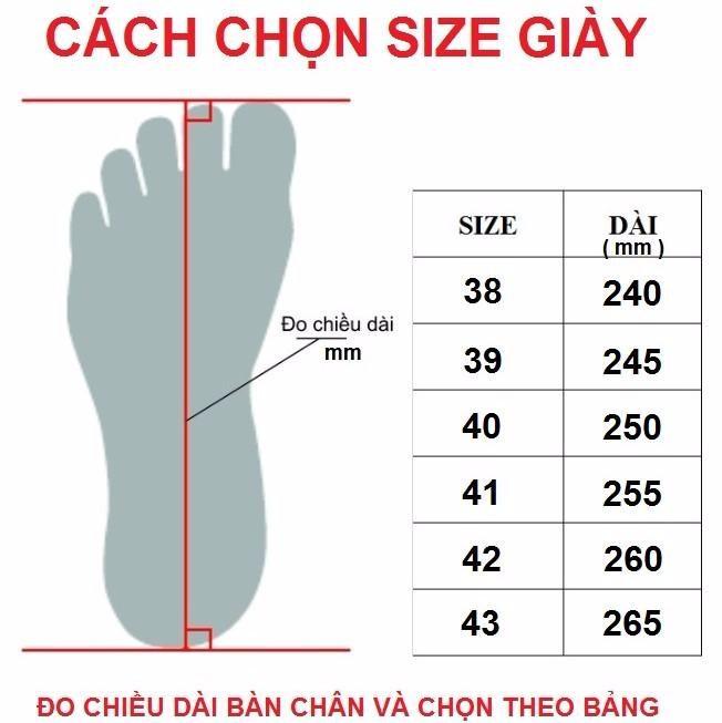 Giày sandal 3 quai ngang nam thời trang 4