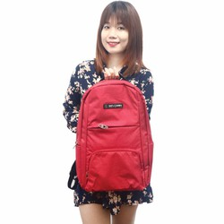 Simplecarry balo laptop 15 inch B2B15 Red