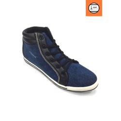 Giày vải cổ cao thời trang Evest A23