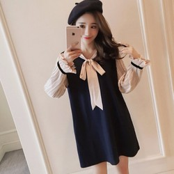 Đầm bầu kiểu Hàn Quốc - giá 460k -D75170