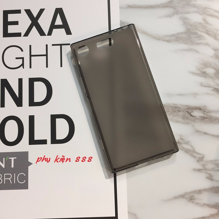Ốp lưng  Sony Xperia XZ1 Compact silicon dẻo 3