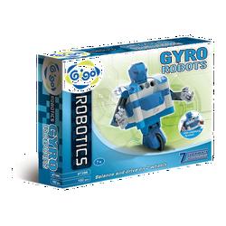 Robot Đi Dây - GYRO ROBOTS【Đồ Chơi Khoa Học Gigo Toys】