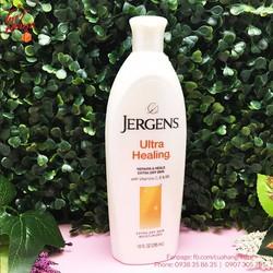 Sữa dưỡng thể Jergens Ultra Healing 295ml