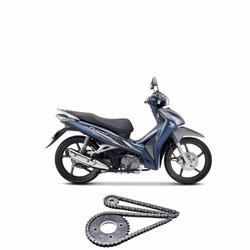 Nhông xích nhông sên dĩa xe máy Honda Future mới