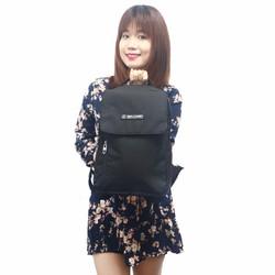 Issac 2 balo thời trang Simplecarry Black