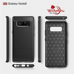 Ốp lưng Samsung Galaxy Note 8 chống sốc vân carbon