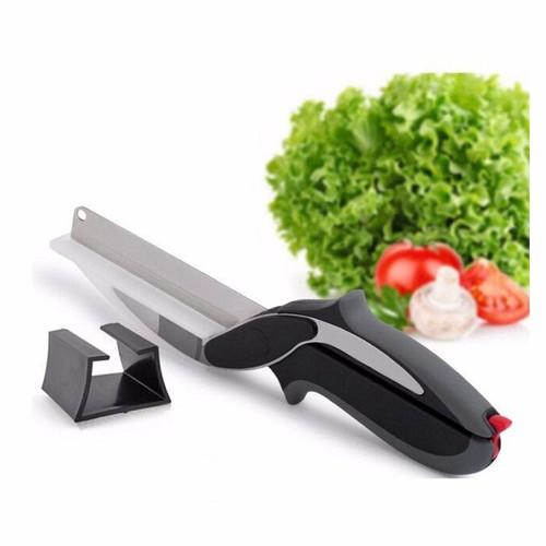 Kéo dao thớt đa năng 3 in 1 tiện lợi-trợ thủ nhà bếp của bạn
