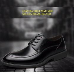 Giày tây da thật - Mẫu mới 2017.