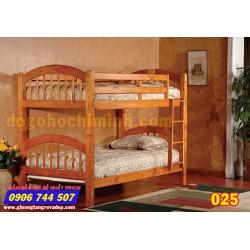 Giường 2 tầng trẻ em giá rẻ 025