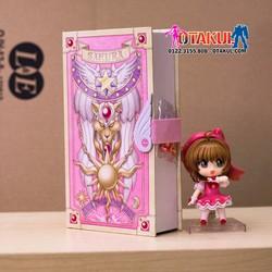 Hộp Bài Cardcaptor Sakura - Hàng chất lượng cao