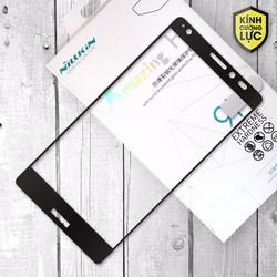 Kính cường lực Huawei Mate S Full Nillkin đen