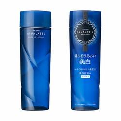 Nước hoa hồng Shiseido Aqualabel White Up RR dành cho da không đều màu