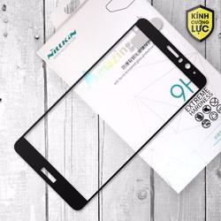 Kính cường lực Huawei Mate 9 Full Nillkin đen