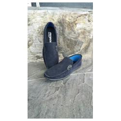 giày lười da lộn