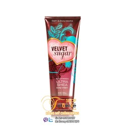 Kem dưỡng thể Velvet Sugar 226g