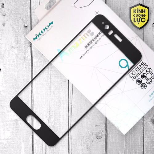 Kính cường lực Huawei P10 Full Nillkin đen