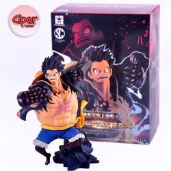 Mô hình Luffy Gear 4 - Mô hình One Piece
