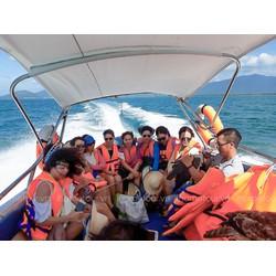 Tour Đảo Bình Ba Thực đơn Tôm hùm