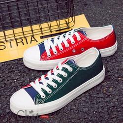 Giày Sneaker Nữ Classic 2 Màu Độc Đáo