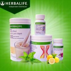 Bộ 4 Sản Phẩm Giảm Toàn Herbalife