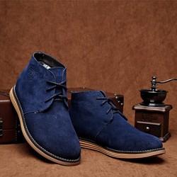Giày cao cổ nam tăng chiều cao 6 cm-GC82