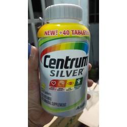 Thuốc Bổ Tổng Hợp Centrum Adults Multivitamin Dành Cho Mọi Lứa Tuổi