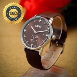 Đồng hồ nam chính hãng giá rẻ Skmei KR chống xước, chống nước