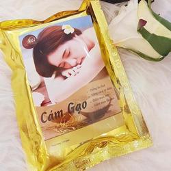 bột cám gạo thảo dược làm giảm dầu nhờn, mờ vết thâm, giảm mụn giá rẻ