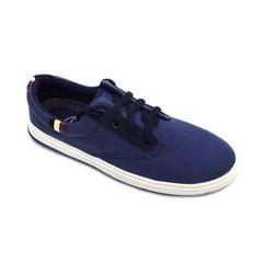 Giày thể thao nam cột dây màu xanh thời trang