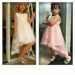 Đầm công chúa mulet sang chảnh cho bé đi tiệc đi chơi