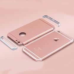 Ốp lưng iphone 3 mảnh tặng ốp lưng trong