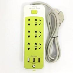 Ổ cắm điện siêu thông minh I Ổ cắm USB