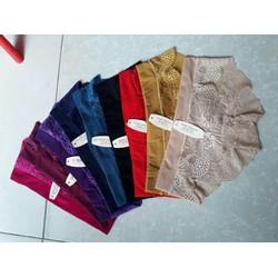 sỉ 10 quần lót pha ren đẹp