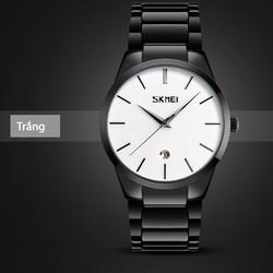Đồng hồ nam giá rẻ Skmei chính hãng chống xước chống nước tốt